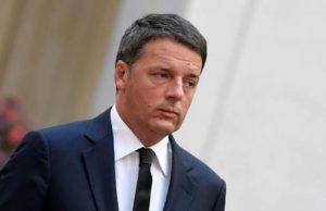 Matteo Renzi, leader Pd