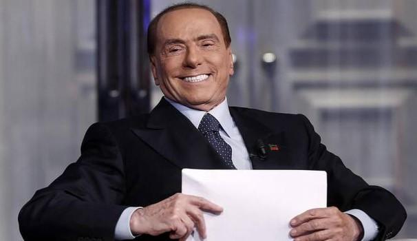 Silvio Berlusconi, leader Forza Italia
