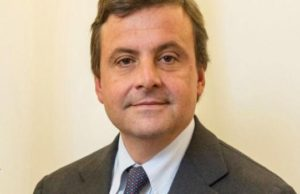Carlo Calenda, Ministro dello Sviluppo economico,