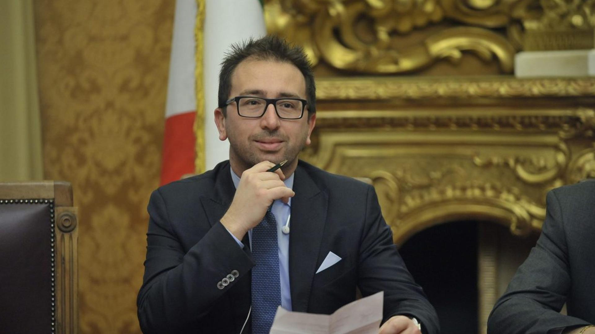 Alfonso Bonafede - Membro della II Commissione (Giustizia) dal 21 giugno 2018.