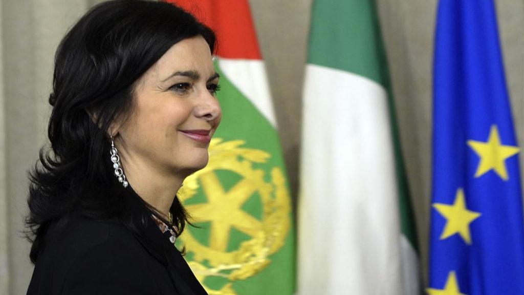 Laura Boldrini, Membro della III Commissione (Affari esteri e comunitari) dal 21 giugno 2018.